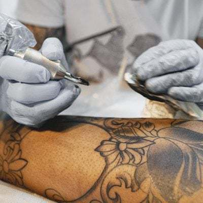 After care cosmic tattoo colchester essex for Tattoo aftercare bepanthen